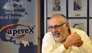 Director ejecutivo de la SIP, Julio Muñoz