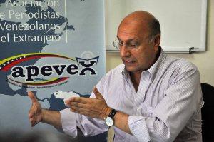 Diputado William Dávila en reunión con APEVEX