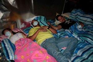 Periodistas del grupo 6to Poder realizaron recientemente una huelga de hambre. Foto: Yony Trigo