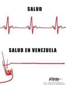 Caricatura de la periodista Rayma Suprani por la que fue despedida del diario El Universal de Caracas.