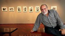 El reconocido fotógrafo Luis Brito. Foto: La Patilla.